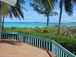 Berry Islands beachfront vacation rental